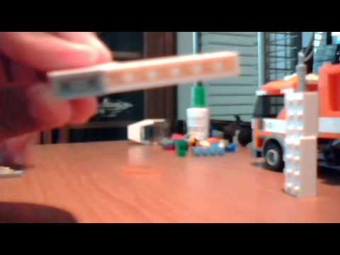 how to make a relly simple lego gun that shoots - YouTube