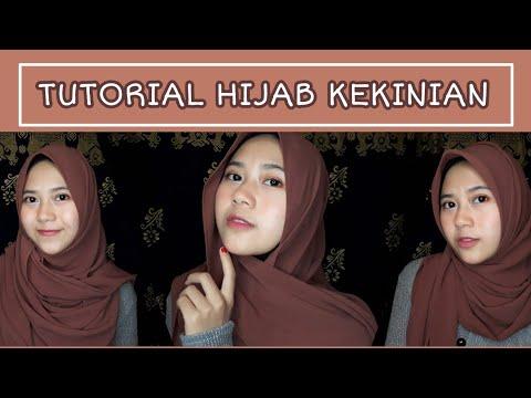 Tutorial Hijab Pashmina Kekinian | Hijab Malay | Ala Ala Selebgram | Simpel |Rohmayanti