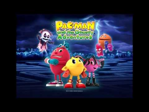 pacman and the ghostly adventures power berry music - YouTube