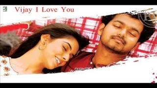 Vijay Romance | Vijay I Love You Dialogue