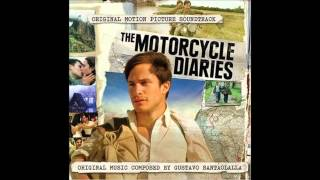 The Motorcycle Diaries - 10 La salida de Lima (Official Soundtrack Movie 2004) Theme Full HD