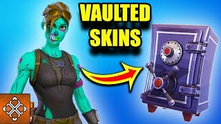 7 Removed Fortnite Skins That You Will Never Get To Play