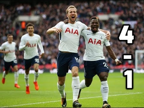 Download Tottenham vs Liverpool Highlights Explained All (4-1) Goals #EPL2017