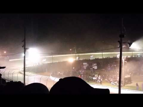 World of Outlaws at Port Royal Speedway