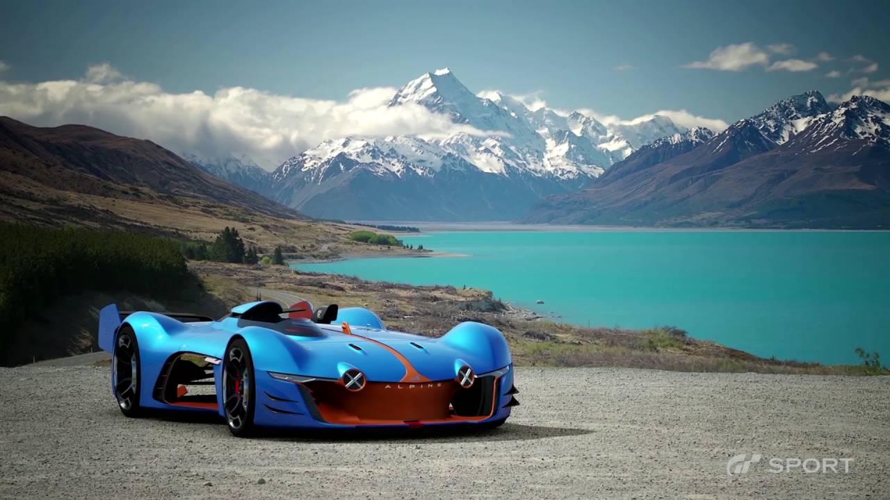 Gran Turismo Sport - 遊戲實機影像預告