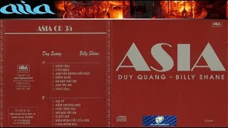 Asia CD35 - Duy Quang - Billy Shane