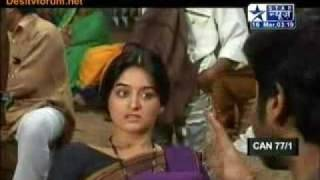[SBS] 16th March 2011: Mahhi Injured (Infomer Aunty Segment)