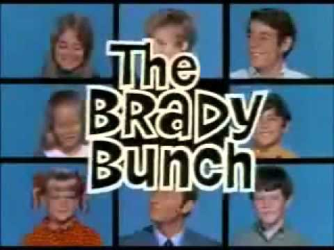 brady bunch season 2 and 3 intro
