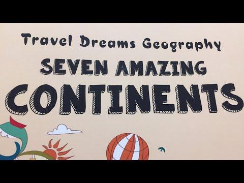 Travel Dreams Seven Amazing Continents