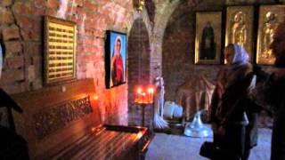 видео Антониево-Дымский мужской монастырь -