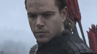'The Great Wall' (2017) Official Trailer | Matt Damon, Zhang Yimou