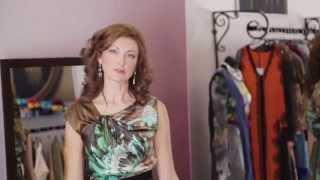 Как носить платья в пол каждый день. Часть 5.