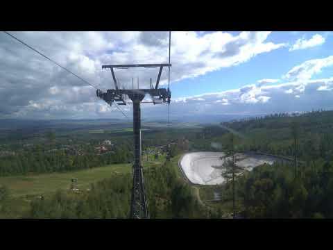 Cable Car (Tatranska Lomnica - Skalnate Plesko, Slovakia)