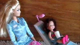 A Barbie Life Story-Evil Dentist.