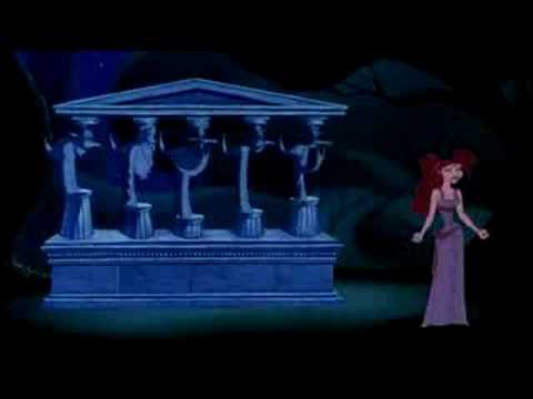 I Won't Say I'm In Love Hercules Greek