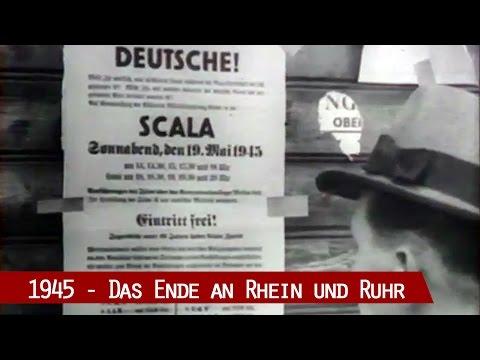 1945 - Das Ende an Rhein und Ruhr (Dokumentation, 1978)