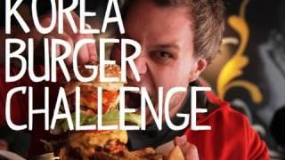 Biggest Burger Challenge in Korea | Furious Pete