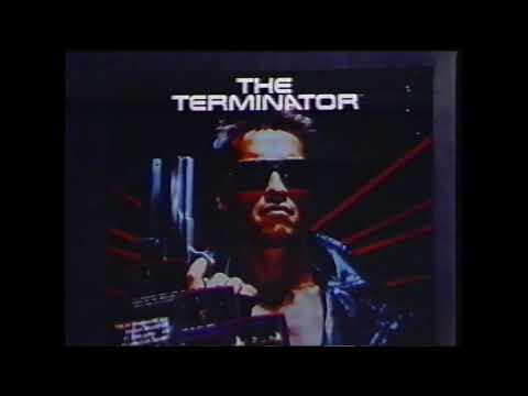 Sunsoft's The Terminator NES promo video