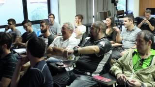 Masterclass Yo Traktor y Yo Serato en Microfusa (Barcelona
