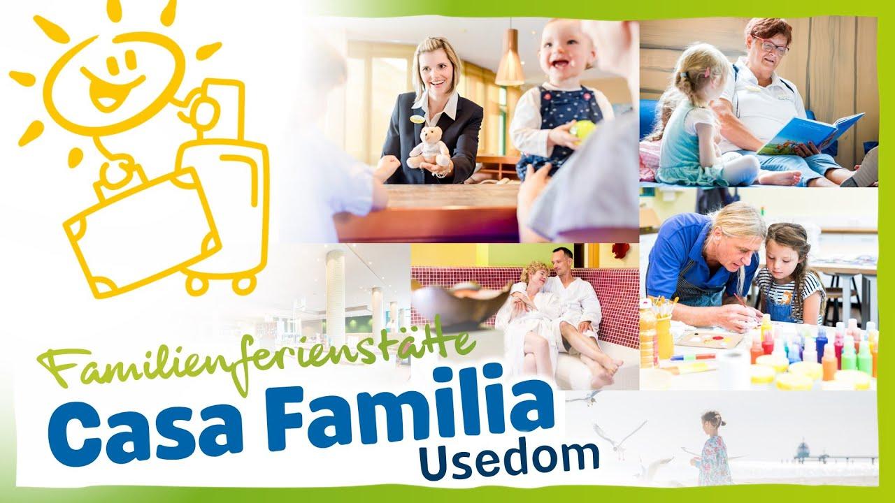 Casa Familia  YouTube