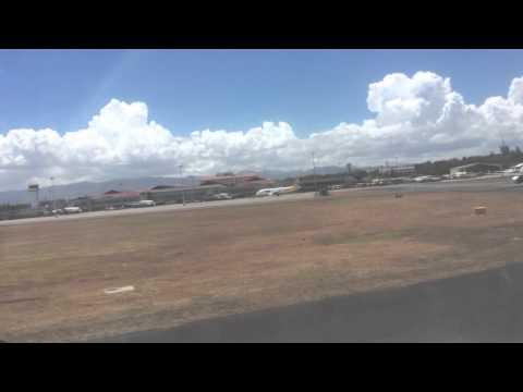 Arrival at Mactan Cebu International Airport last April 24, 2016 from General Santos City