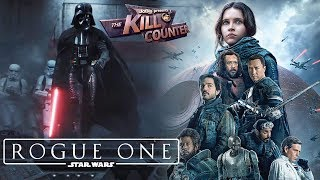 ROGUE ONE: A STAR WARS STORY - The Kill Counter (2016) Felicity Jones, Gareth Edwards