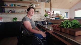 7 years recovering from spinal cord injury (Bulletproof: Amanda)