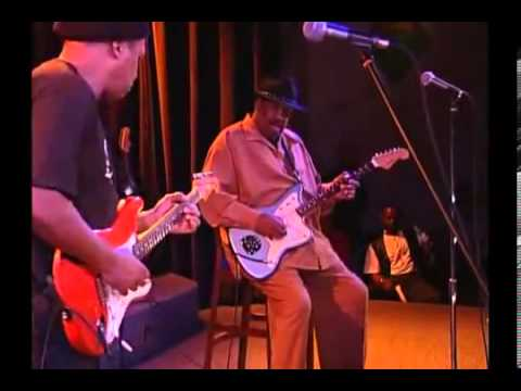 Magic Slim   the Teardrops - Going to Mississippi - YouTube3