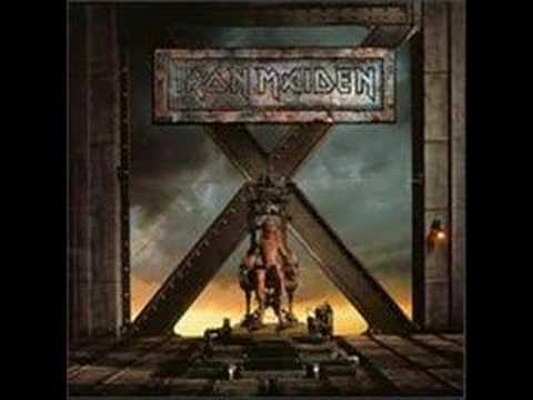 Клип Iron Maiden - Judgement Day