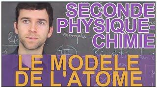 Baixar Le modèle de l'atome - Physique-Chimie - Seconde - Les Bons Profs