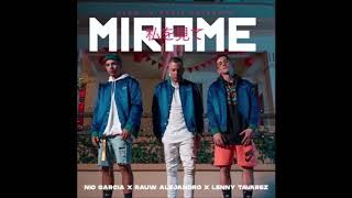 Nio Garcia, Rauw Alejandro, Lenny Tavarez – Mirame