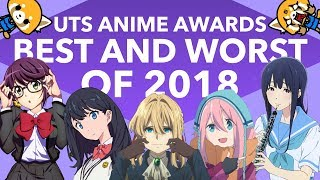 UTS Anime Awards: Best (and Worst) of 2018