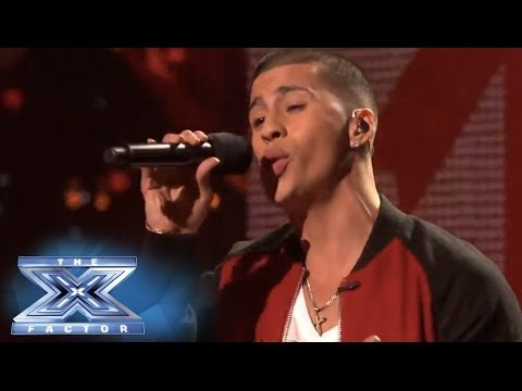 """Finale: Carlito Olivero Performs """"Christmas (Baby Please Come Home)"""" - THE X FACTOR USA 2013"""