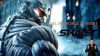Skillet - Feel Invincible [1 HOUR]
