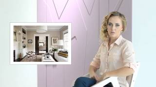 видео Дверь с остеклением: для каких помещений подходит