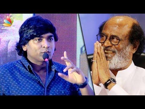 Vijay Sethupathi talks about Rajinikanth's Political Entry | Karuppan Press Meet