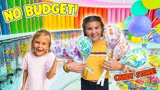 NO BUDGET CANDY SHOPPING SPREE! - Parents Can't Say No | Slyfox Family