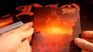 Скачать DIO The Last In Line Two Discs Deluxe Edition 2012 UK Only Unpackaging