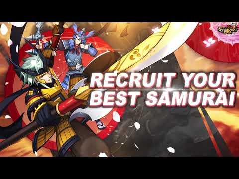 ♦️ Samurai Era ♦️ LEAK YOUR SAMURAI ARMY TO CONQUER THE LAND - Official trailer #1