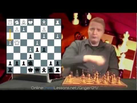 The Killer French with GM Simon Williams - General Concepts (GingerGM) French Defense