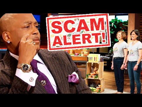 10 Scam Deals On Shark Tank