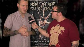 marvel one on one chad gilbert of new found glory
