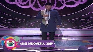 Banyak Pantun, Reva-Bogor 'Korun Jaman Now' Dapat 4 Lampu Hijau Dewan Juri-aksi 2019