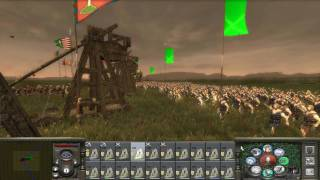Medieval 2 Total War™ gameplay HD