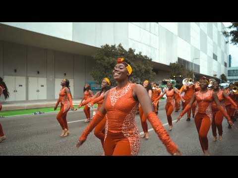 The Best Nigerian Independence Cultural Parade   HOUSTON