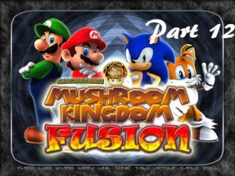 Mushroom Kingdom Fusion - Part #12 - Vile's Vacation