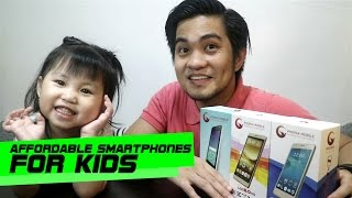 Affordable Smartphones for Kids | Phonix Mobile Smartphone Review