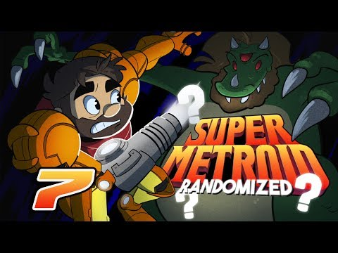 Super Metroid Randomizer | Let's Play Ep. 7 | Super Beard Bros