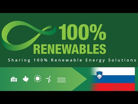 Sharing 100% Renewable Energy Solutions: Slovenia