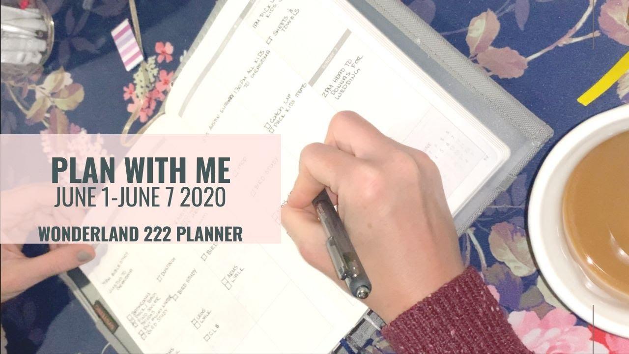 Pin On Wonderland 222 Planner